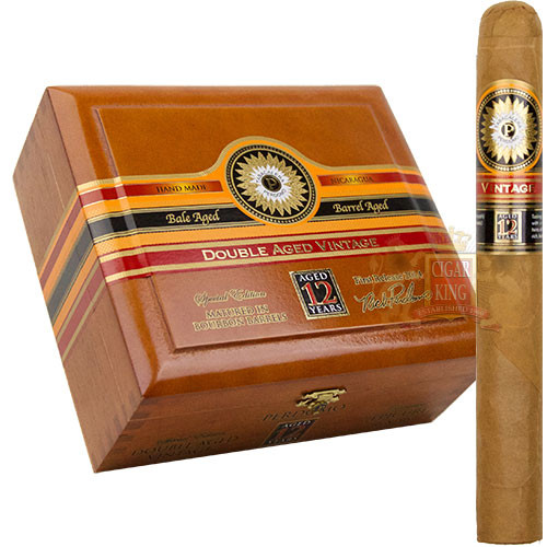 Perdomo Double Aged 12 Year Vintage Connecticut Churchill (7x56 / Box 24)