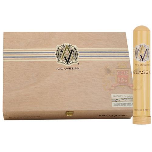 AVO Classic Robusto Tubos (5x50 / Box 20)