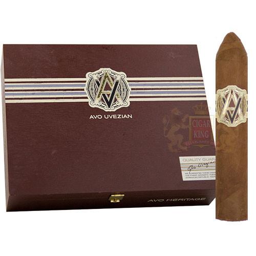 AVO Heritage Short Torpedo (4.5x52 / Box 20)