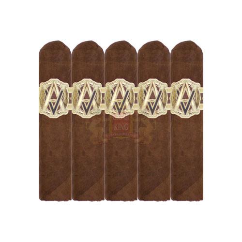 AVO Heritage Short Robusto (4x56 / 5 Pack)