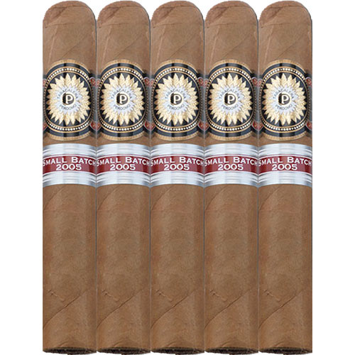 Perdomo Small Batch Connecticut Toro Especial (5.5x54 / 5 Pack)