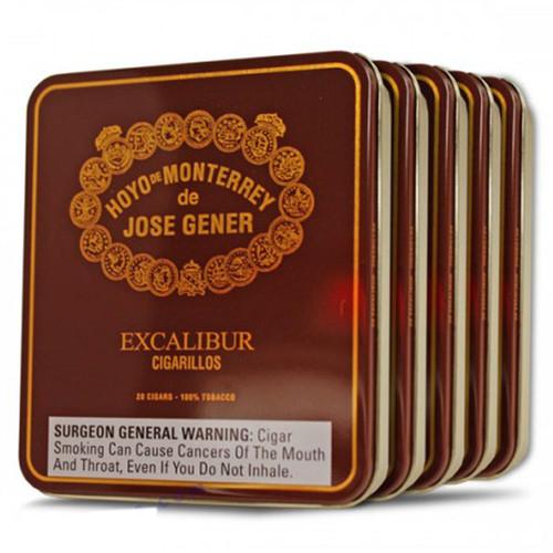 Excalibur Cigarillos (4x24 / 10 Tins of 20)