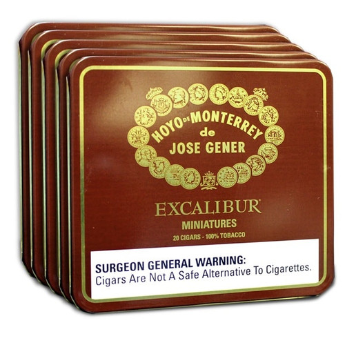 Excalibur Miniatures (3x22 / 5 Tins of 20)