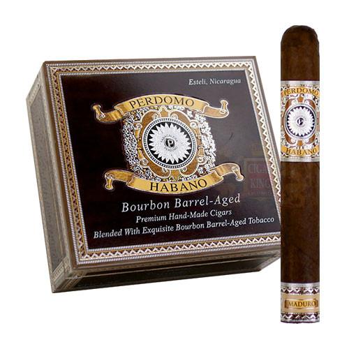 Perdomo Habano Bourbon Barrel Aged Maduro Epicure (6x54 / Box 24)