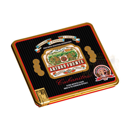 Arturo Fuente Cubanitos (4.25x32 / 1 Tin of 10)