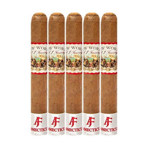 AJ Fernandez New World Connecticut Robusto (5x50 / 5 Pack)