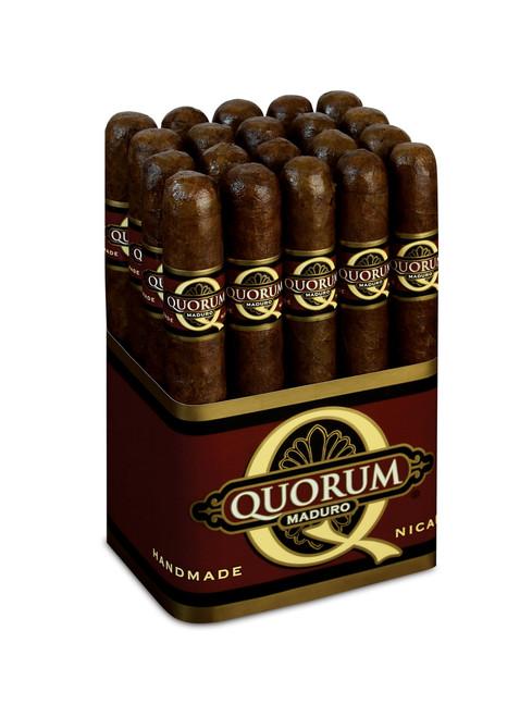 Quorum Maduro Corona (5.5x43 / Bundle 20)