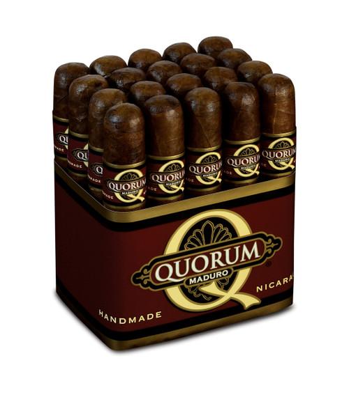Quorum Maduro Robusto (4.75x50 / Bundle 20)