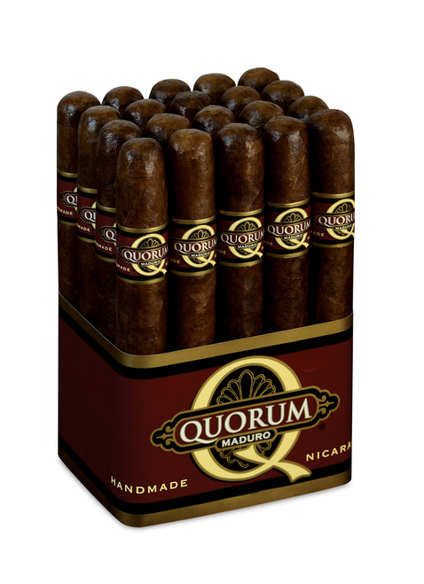 Quorum Maduro Toro (6x50 / Bundle 20)
