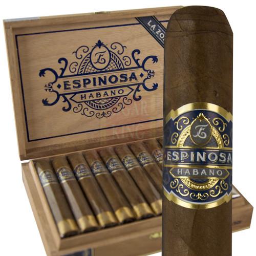 Espinosa Habano No. 4 Robusto (5.5x50 / Box 20)