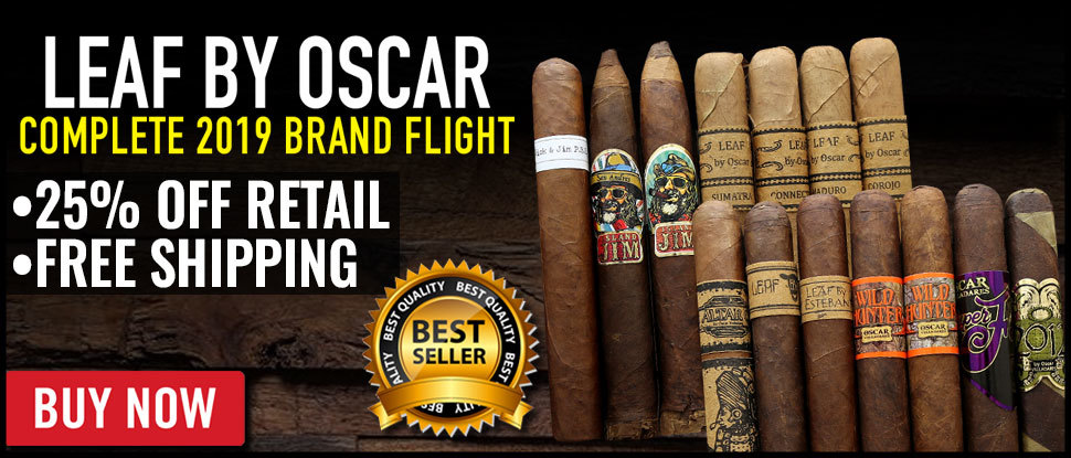 Leaf By Oscar Complete Flight Deal!
