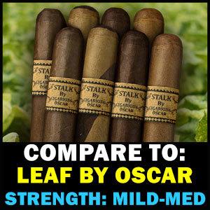 THE STALK By Leaf By Oscar