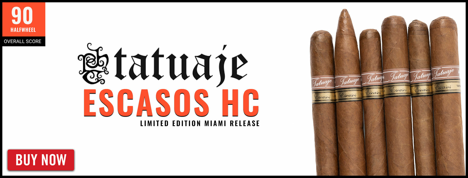Rare Tatuaje Miami Escasos Are Here!