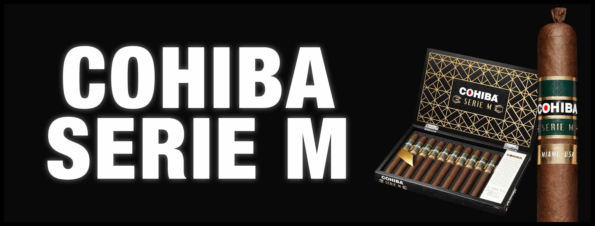BRAND NEW Cohiba Serie M