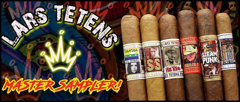 Lars Tetens Master Infused Sampler Deal!
