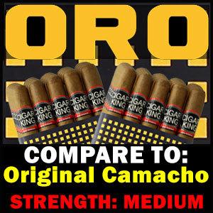 Cigar King Oro By Aladino Cigars