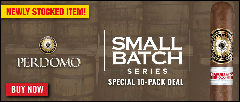 WOW: Perdomo Small Batch 20% OFF!