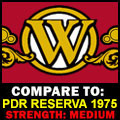 Nacionales W by PDR Cigars
