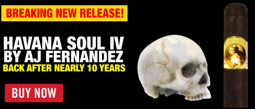 BREAKING: NEW HAVANA SOUL IV BY AJ FERNANDEZ!