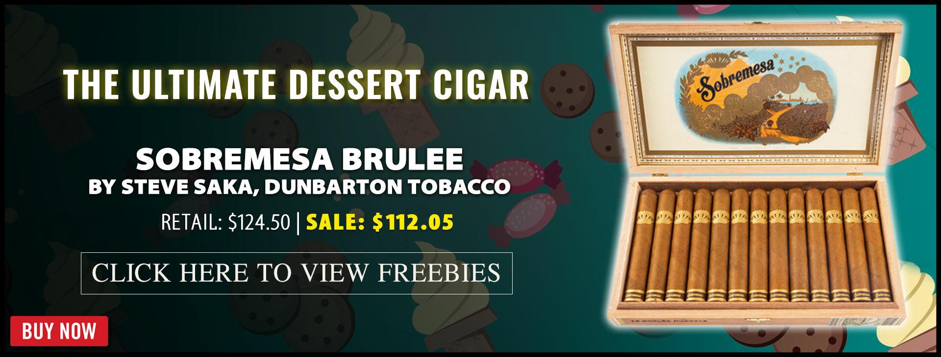 Insane Sobremesa Brulee 10-Pack Deals!