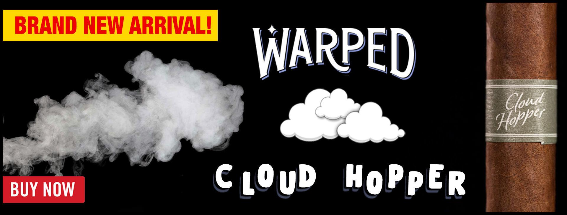 NEW ARRIVAL: Warped Cloud Hopper!