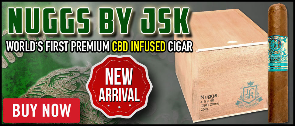 Ja Sum Kral CBD Infused Nuggs Cigars