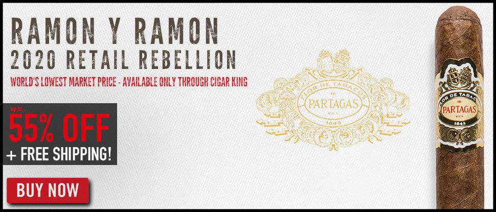 55% OFF Partagas Ramon y Ramon