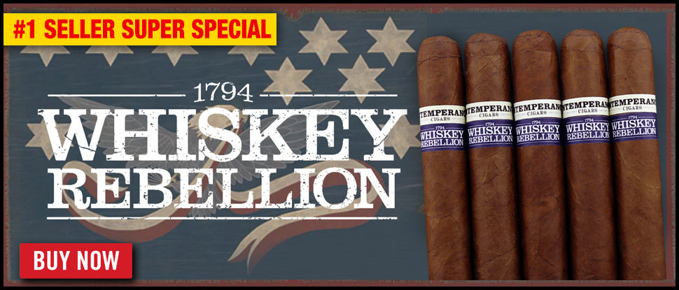 RoMa Craft Whiskey Rebellion 10 Packs!