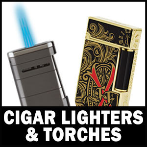 Cigar Lighters & Torches