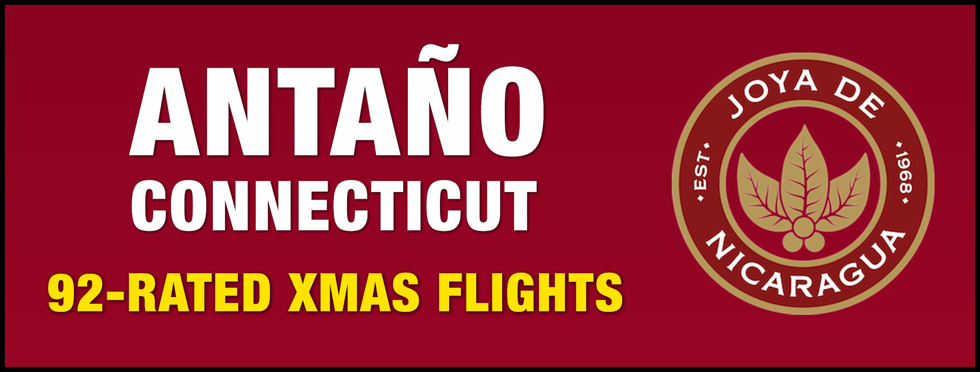 Special Joya Xmas Flights!