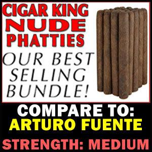Cigar King Nude Phatties