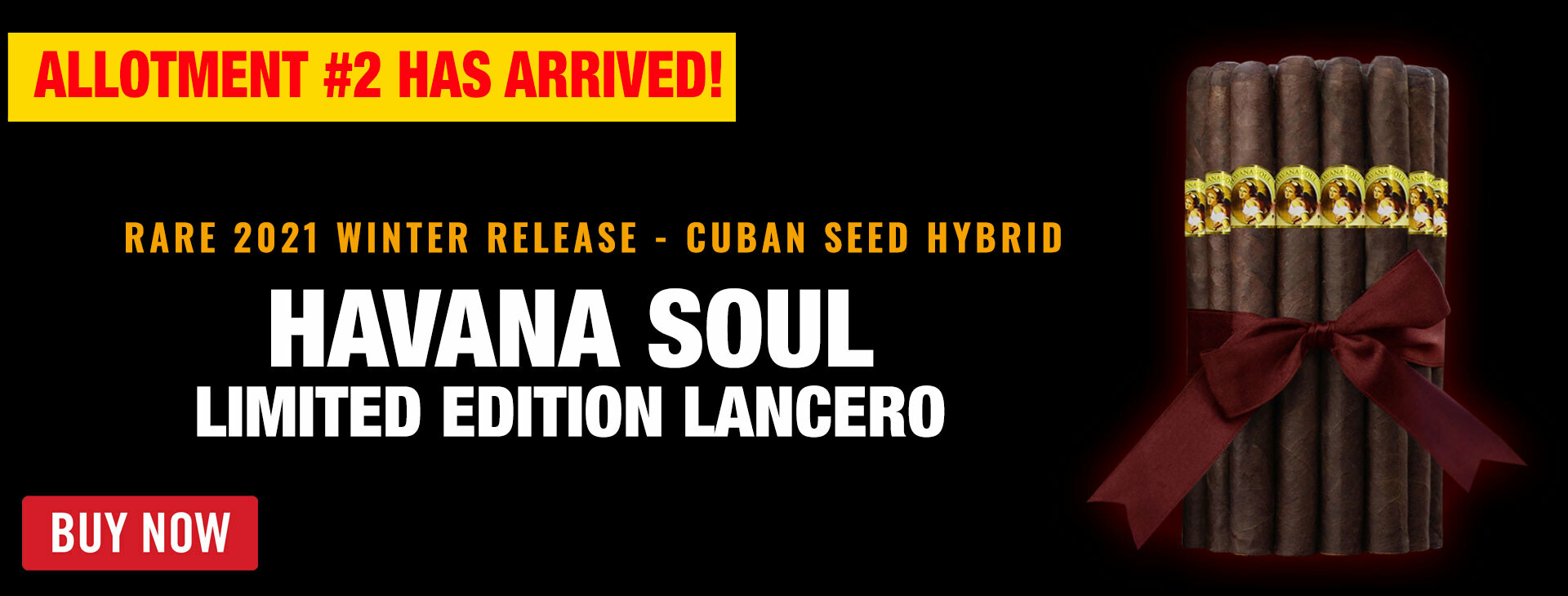 Havana Soul IV 2021 Limited Edition Lancero