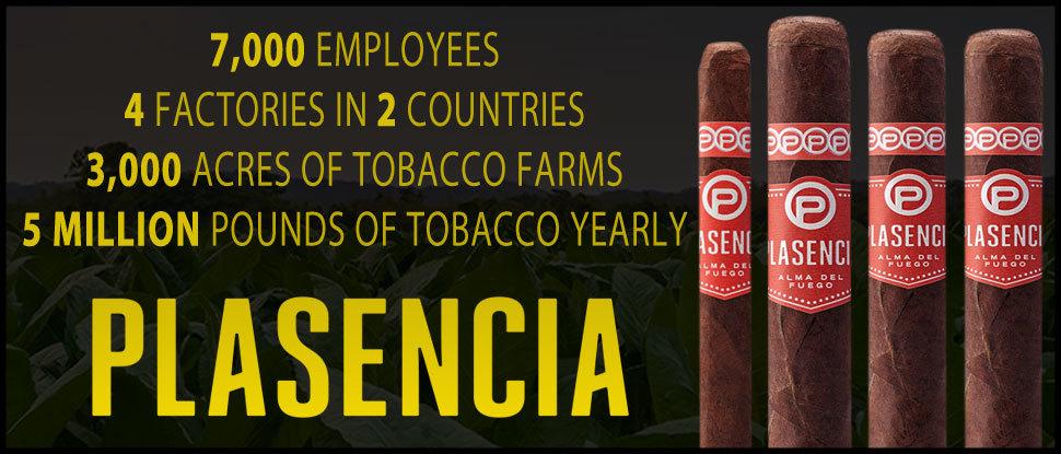 Plasencia Cigars!