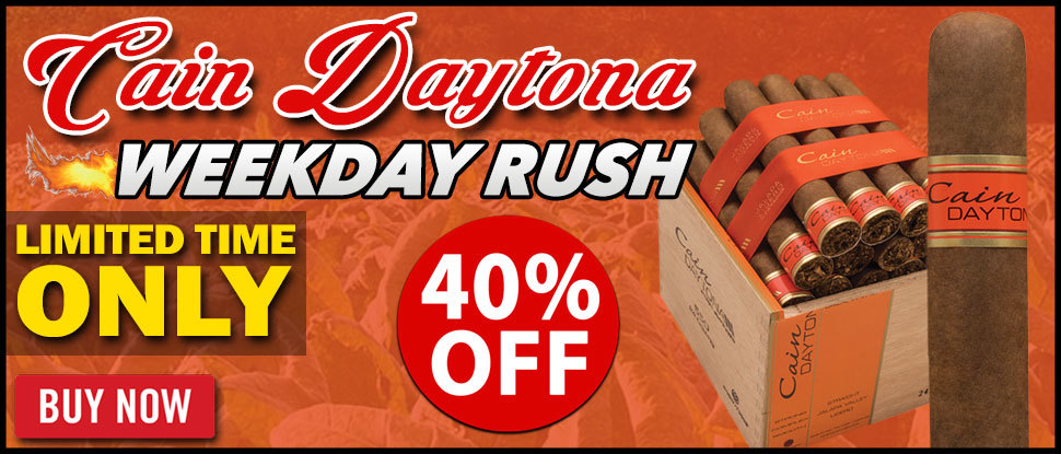40% OFF Cain Daytona - Limited Time Offer!