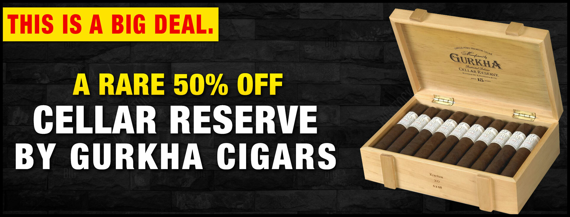 HUGE: 90-Rated Gurkha Cellar Reserve Clearance!