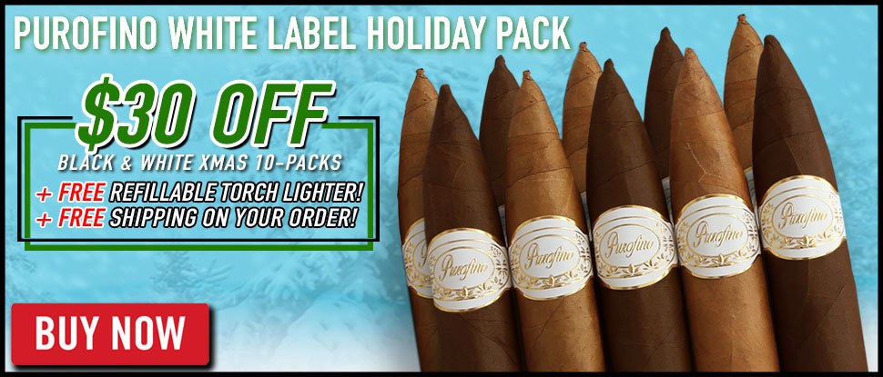 $30 OFF Purofino White Holiday Packs!