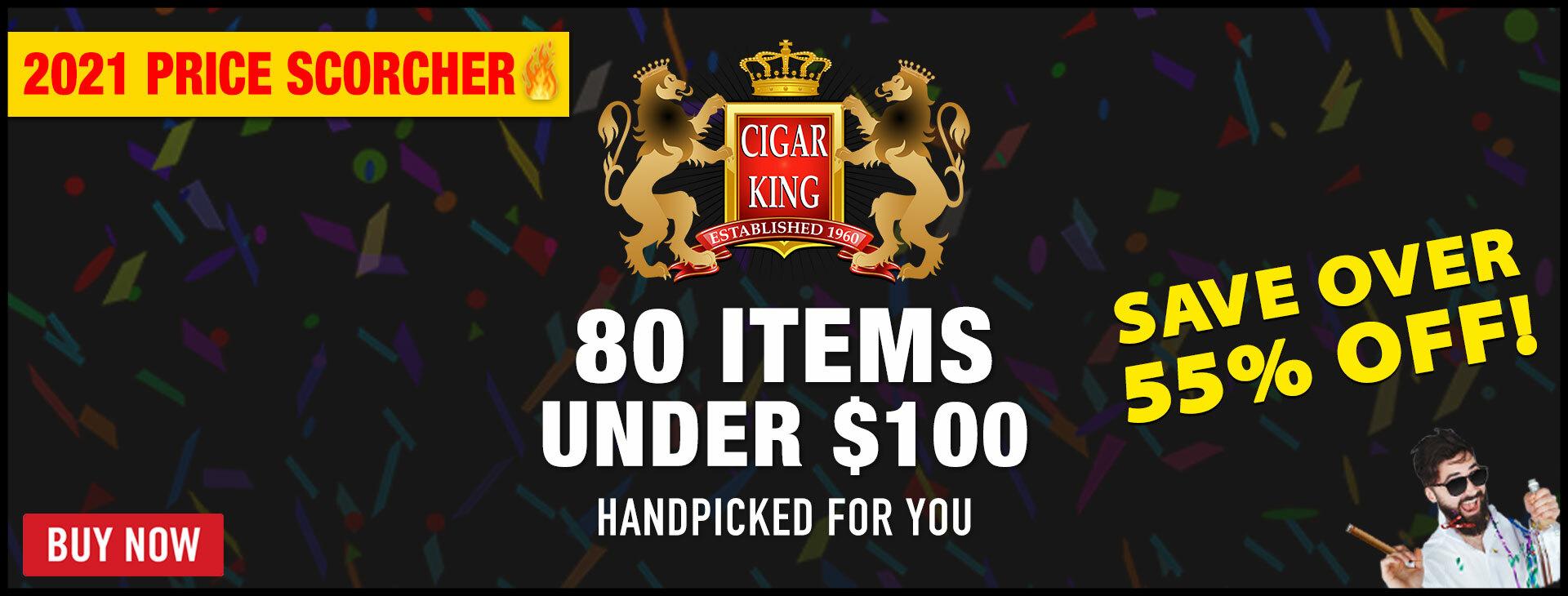 HUGE OFFER: 80 DEALS UNDER $100!
