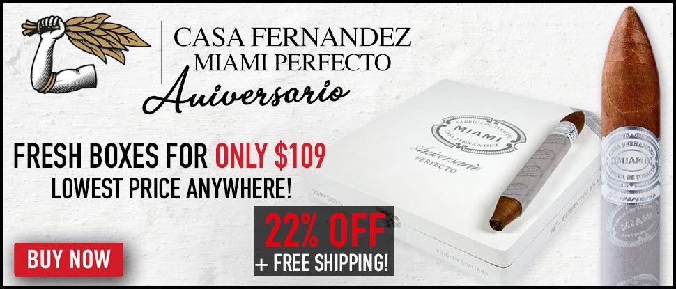 DEAL: Casa Fernandez Miami Aniversario Perfecto