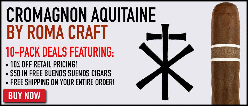 RoMa Craft Mega Deal Feat. Aquitaine!