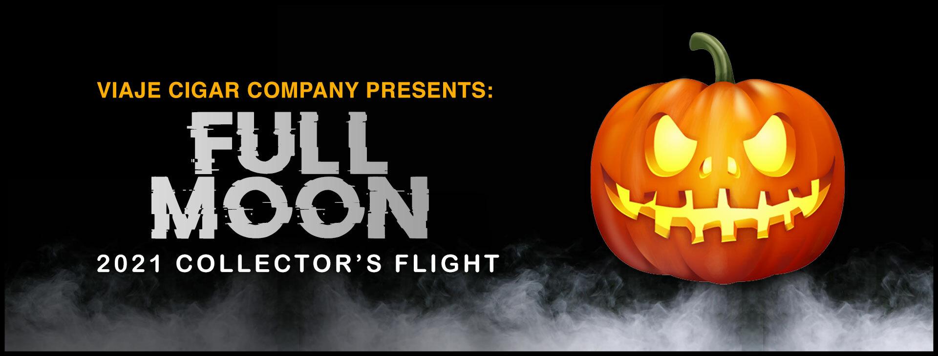 Viaje Full Moon 2021 Collector's Flight