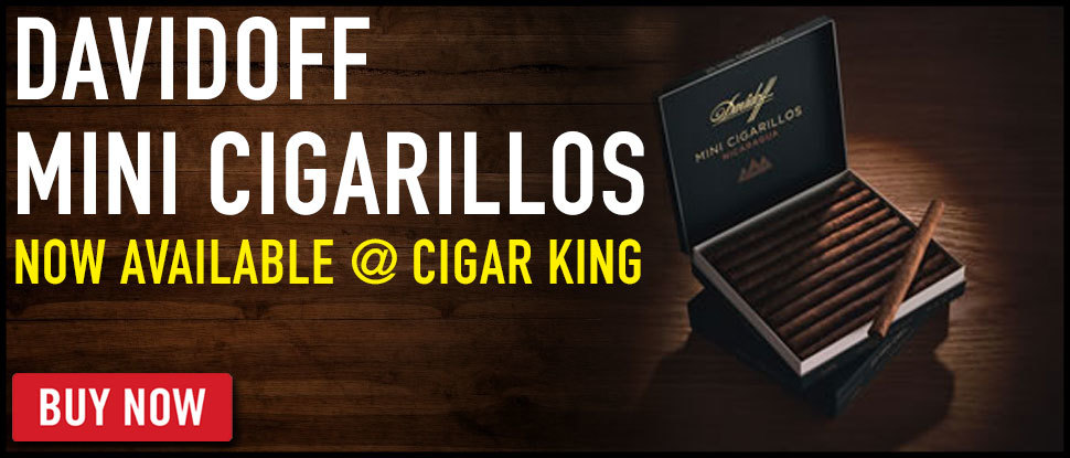 Davidoff Mini Cigarillos Now Available!