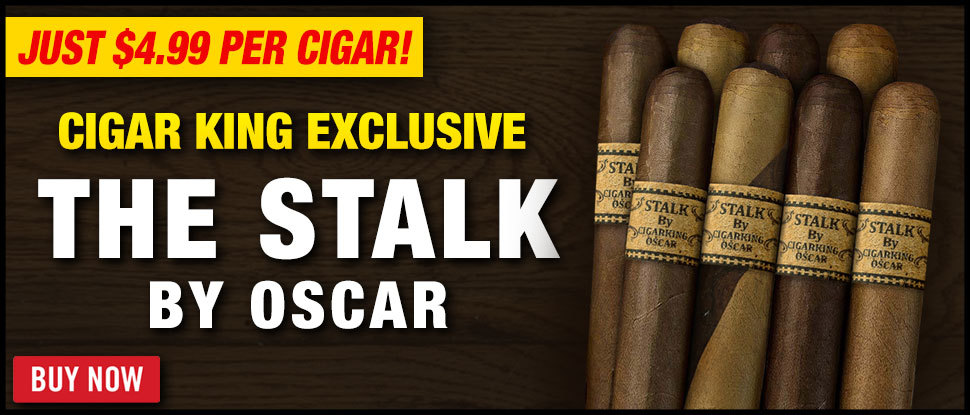 STALK By Oscar Cigars!