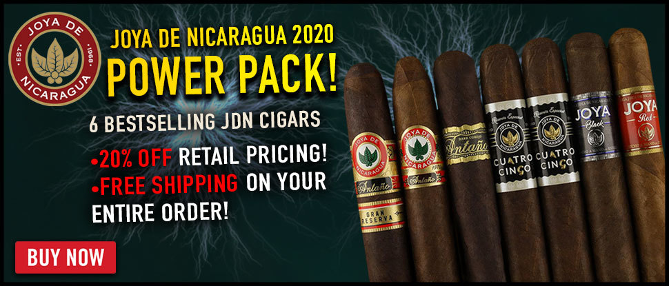 20% OFF Joya Power Pack Samplers!