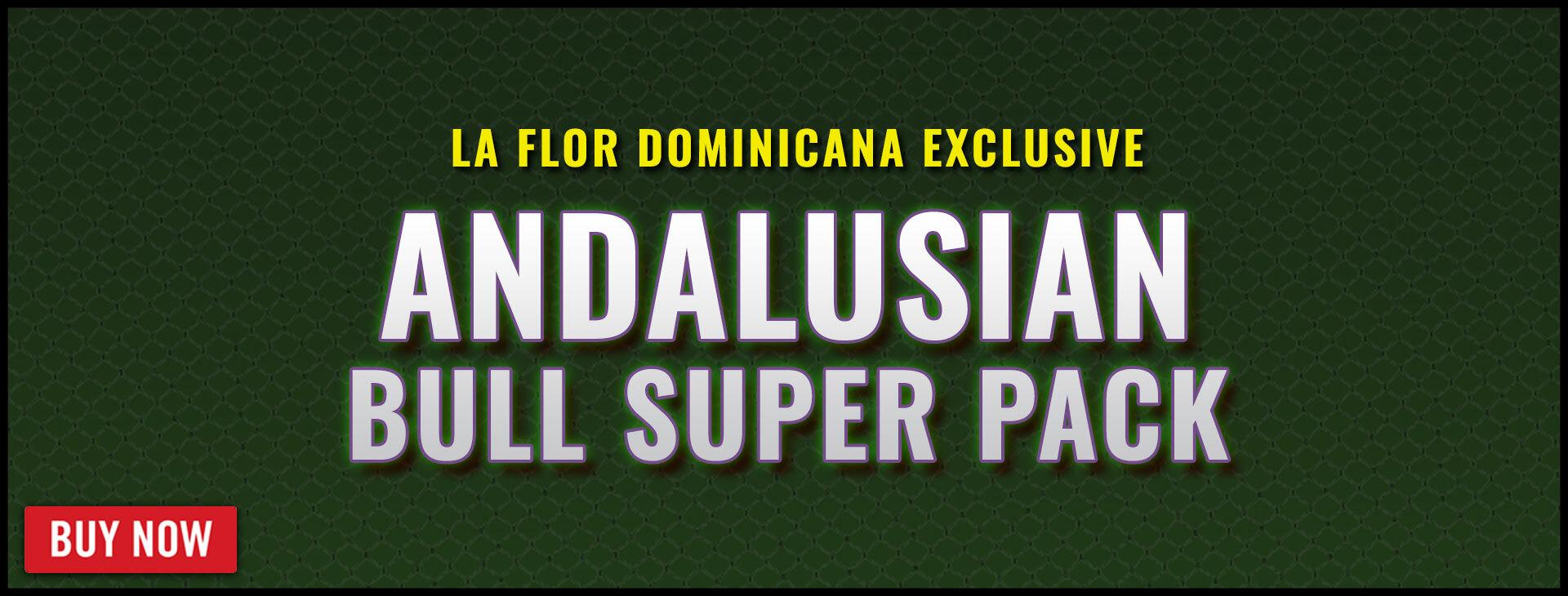 LFD Andalusian Bull Cigar Of The Year Sampler