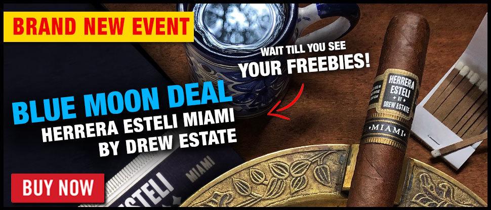 DEAL: Drew Estate Herrera Esteli Miami Special