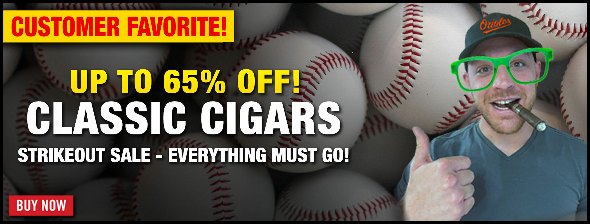 65% OFF: 10-PACK STRIKE OUT SALE!