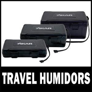 Travel Cigar Humidors