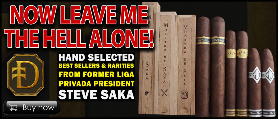 Rare Now Leave Me The Hell Alone Saka Sampler