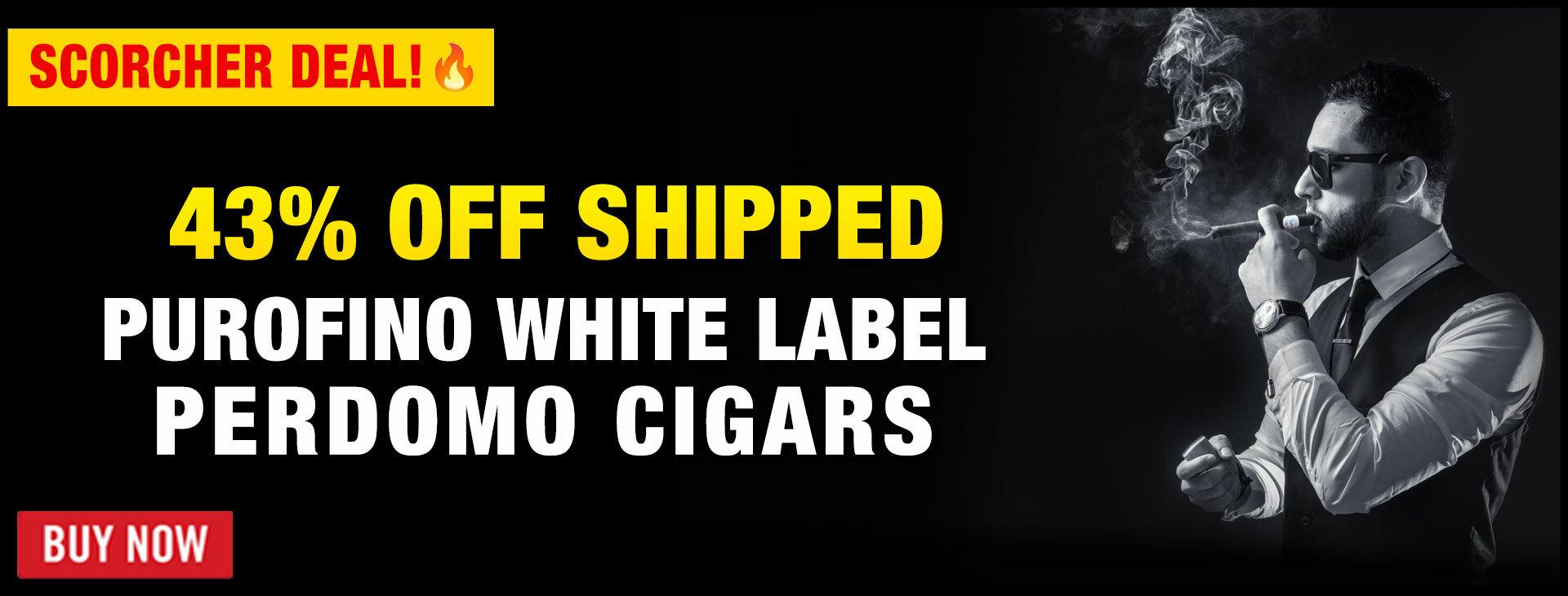 43% OFF: Purofino White Label