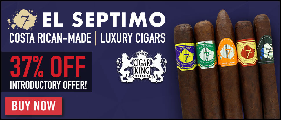TOP SHELF LUXURY: El Septimo Samplers!